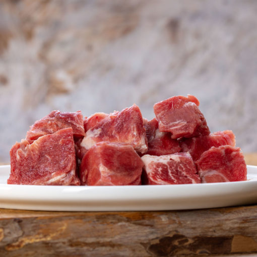 Ziegenmuskelfleisch durchwachsen-0